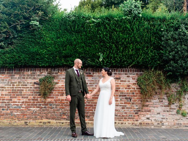 Lee and Anabel's Wedding in St Albans, Hertfordshire 2