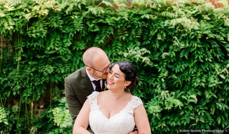 Lee and Anabel's Wedding in St Albans, Hertfordshire