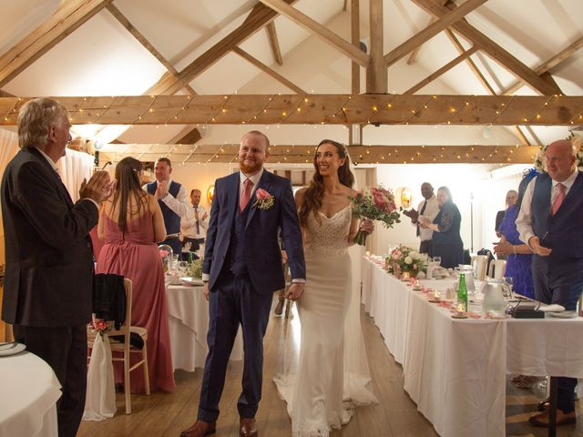 Kendall and Rob's Wedding in Little Waltham, Essex 16