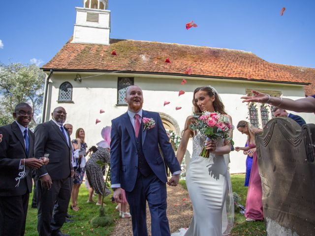 Kendall and Rob's Wedding in Little Waltham, Essex 39
