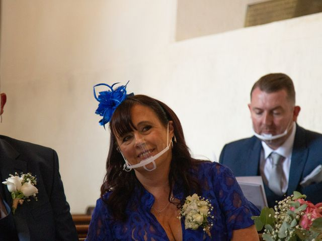 Kendall and Rob's Wedding in Little Waltham, Essex 51