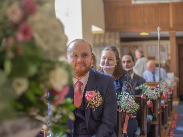 Kendall and Rob's Wedding in Little Waltham, Essex 55
