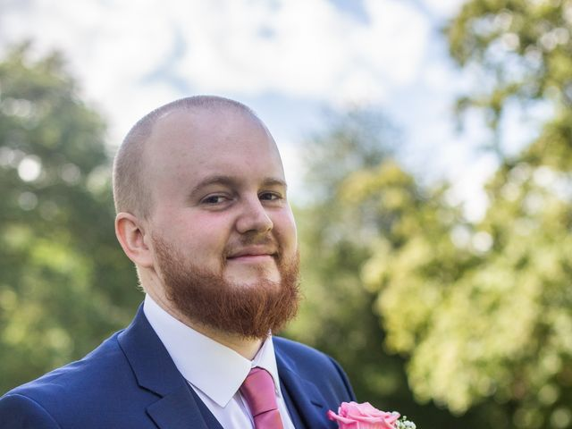 Kendall and Rob's Wedding in Little Waltham, Essex 61