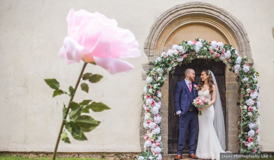 Kendall and Rob's Wedding in Little Waltham, Essex