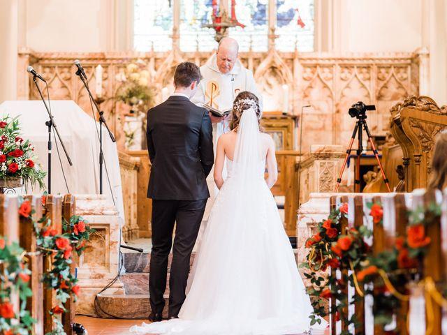 Jacob and Stella's Wedding in Warwick, Warwickshire 17