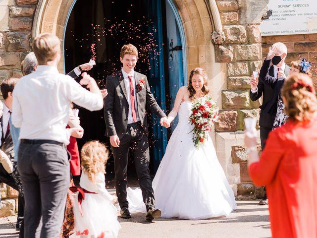 Jacob and Stella's Wedding in Warwick, Warwickshire 20