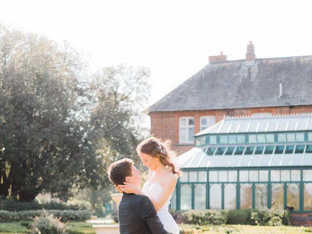 Jacob and Stella's Wedding in Warwick, Warwickshire 26