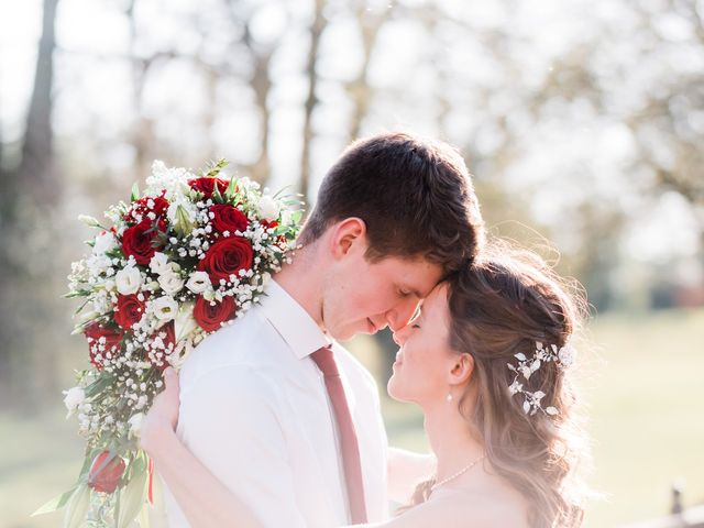 Jacob and Stella's Wedding in Warwick, Warwickshire 28