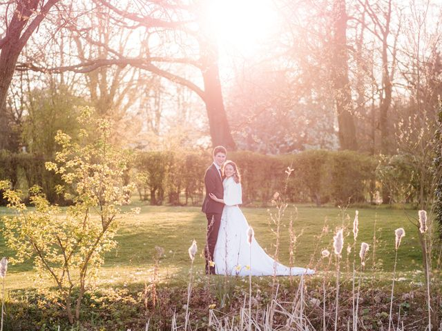 Jacob and Stella's Wedding in Warwick, Warwickshire 38
