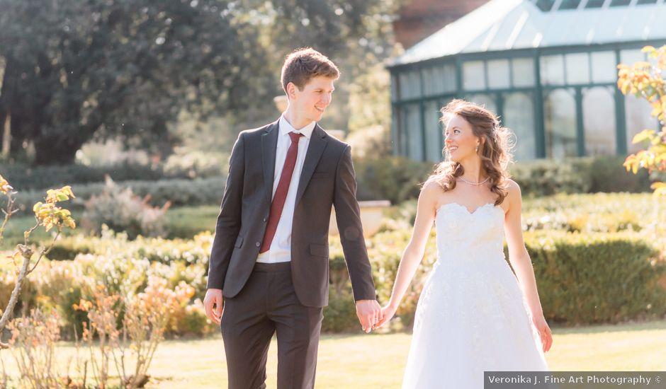 Jacob and Stella's Wedding in Warwick, Warwickshire