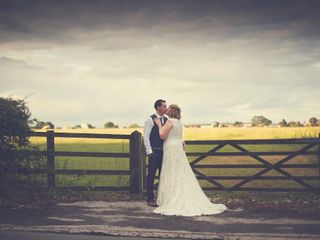 Mark & Rebecca's wedding