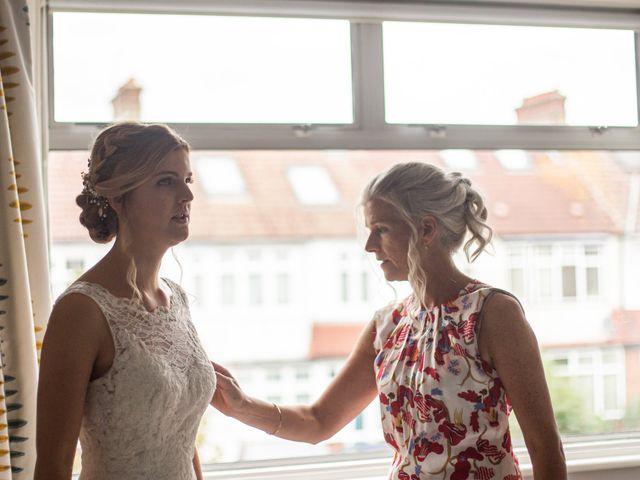 Zack and Georgia's Wedding in Hampton, Middlesex 31