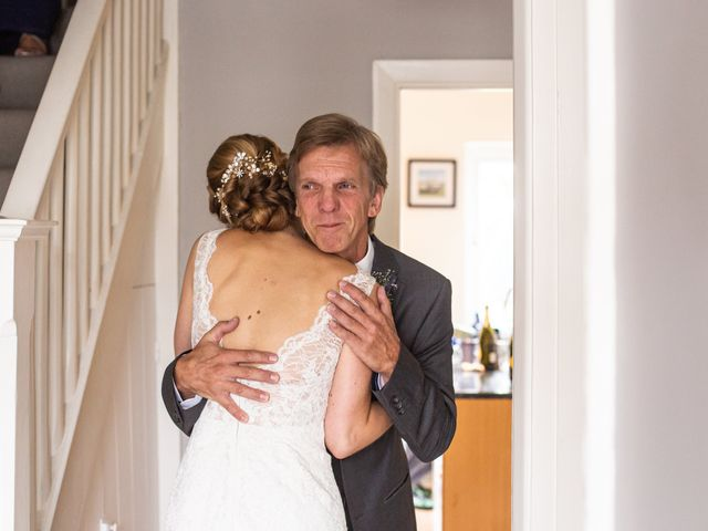 Zack and Georgia's Wedding in Hampton, Middlesex 37