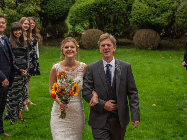 Zack and Georgia's Wedding in Hampton, Middlesex 57