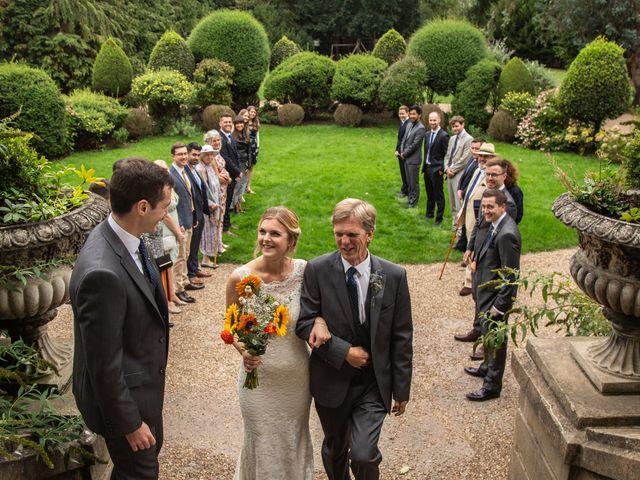 Zack and Georgia's Wedding in Hampton, Middlesex 60