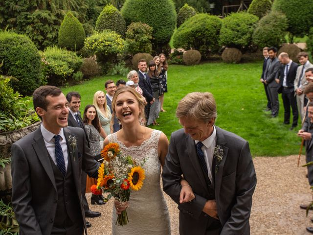 Zack and Georgia's Wedding in Hampton, Middlesex 62