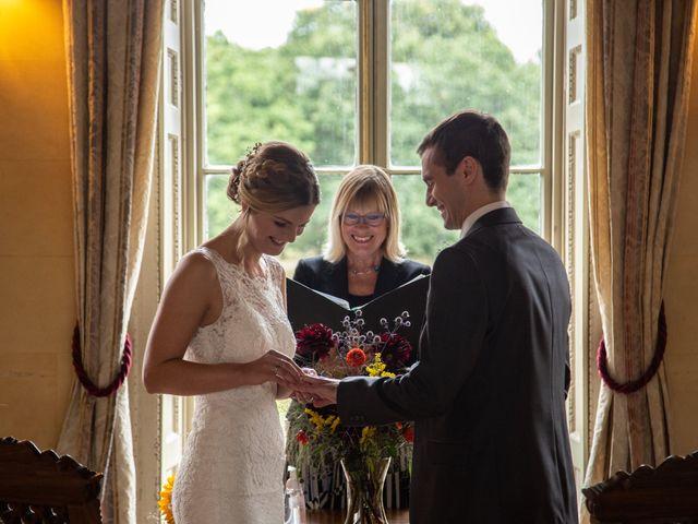 Zack and Georgia's Wedding in Hampton, Middlesex 64