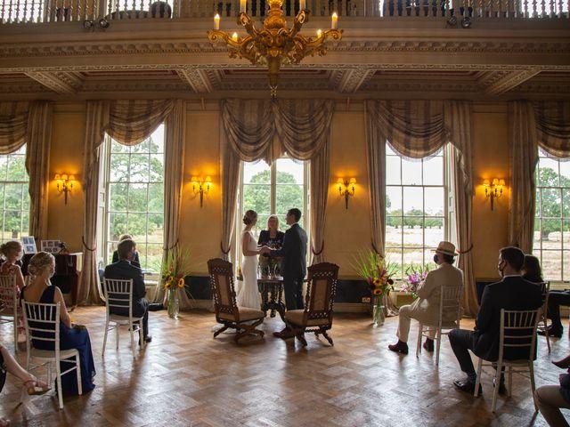 Zack and Georgia's Wedding in Hampton, Middlesex 66
