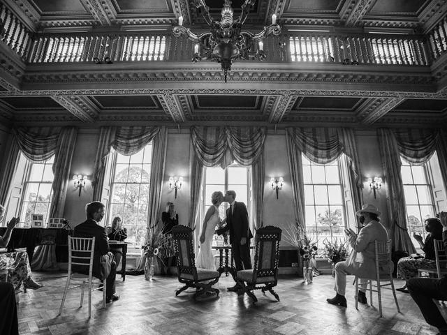 Zack and Georgia's Wedding in Hampton, Middlesex 68