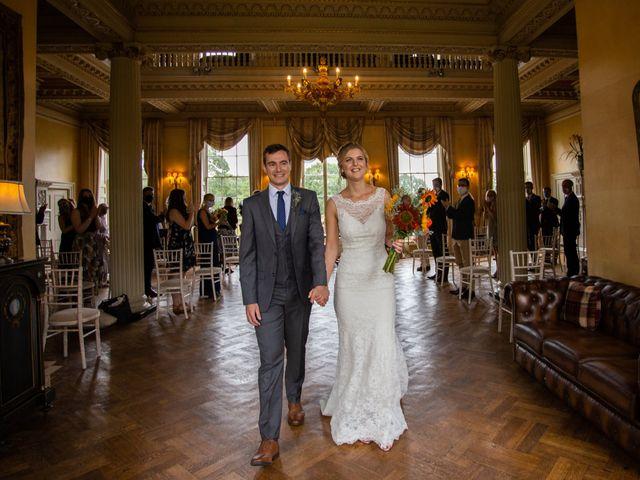 Zack and Georgia's Wedding in Hampton, Middlesex 70
