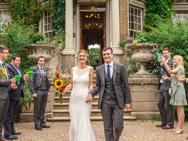 Zack and Georgia's Wedding in Hampton, Middlesex 71