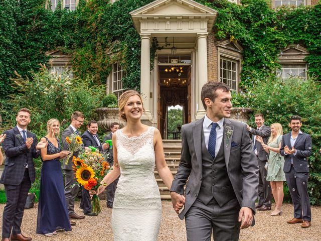 Zack and Georgia's Wedding in Hampton, Middlesex 72
