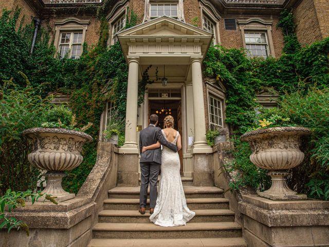 Zack and Georgia's Wedding in Hampton, Middlesex 75
