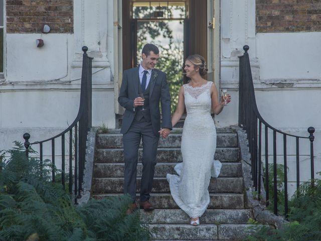 Zack and Georgia's Wedding in Hampton, Middlesex 82