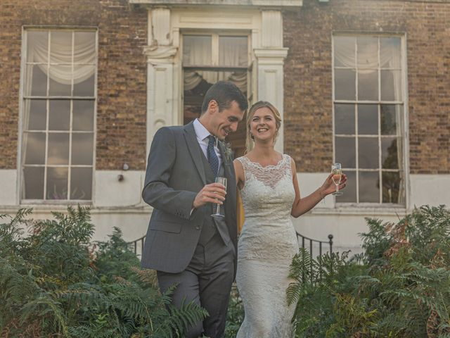 Zack and Georgia's Wedding in Hampton, Middlesex 84