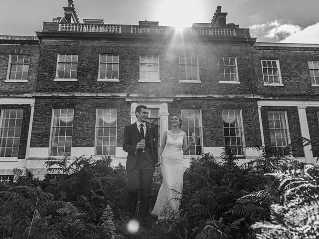 Zack and Georgia's Wedding in Hampton, Middlesex 85