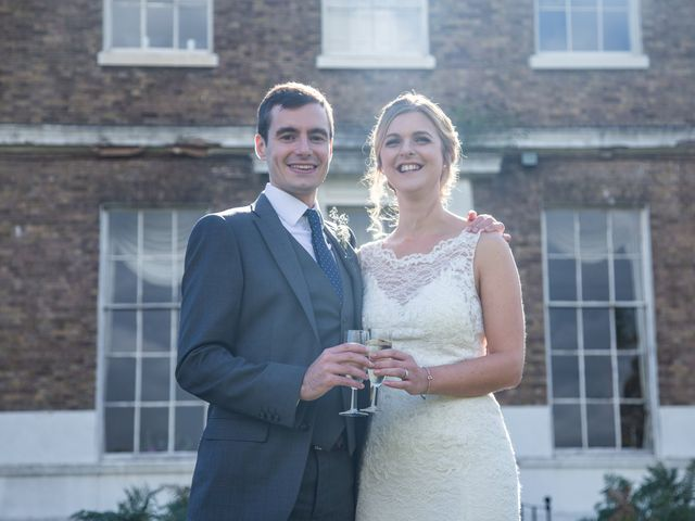 Zack and Georgia's Wedding in Hampton, Middlesex 87