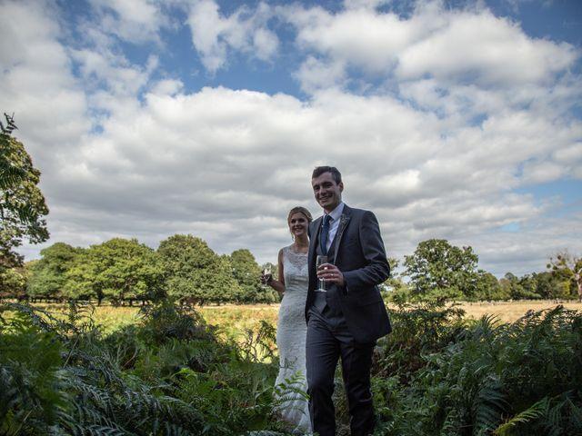 Zack and Georgia's Wedding in Hampton, Middlesex 88