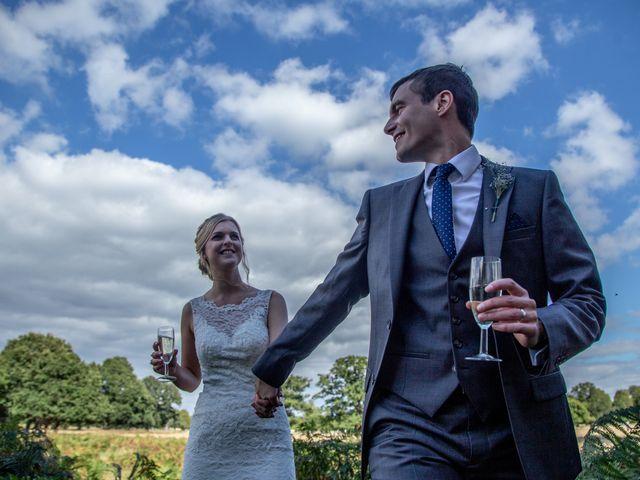Zack and Georgia's Wedding in Hampton, Middlesex 89
