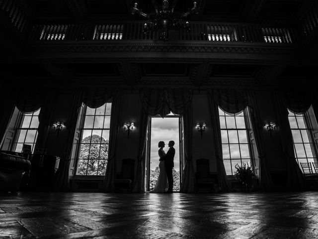 Zack and Georgia's Wedding in Hampton, Middlesex 92