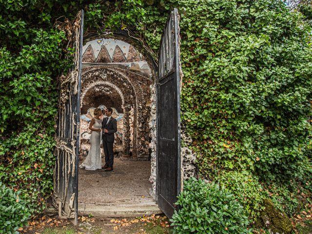 Zack and Georgia's Wedding in Hampton, Middlesex 95