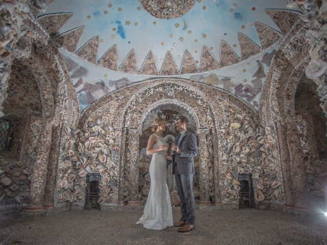 Zack and Georgia's Wedding in Hampton, Middlesex 96