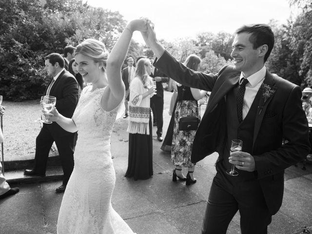 Zack and Georgia's Wedding in Hampton, Middlesex 101