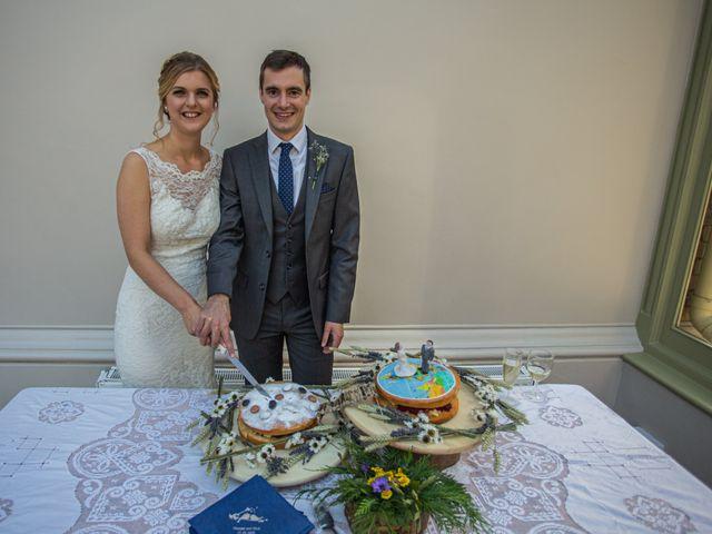 Zack and Georgia's Wedding in Hampton, Middlesex 103