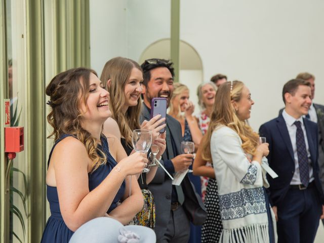 Zack and Georgia's Wedding in Hampton, Middlesex 106