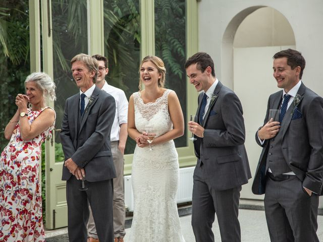 Zack and Georgia's Wedding in Hampton, Middlesex 110