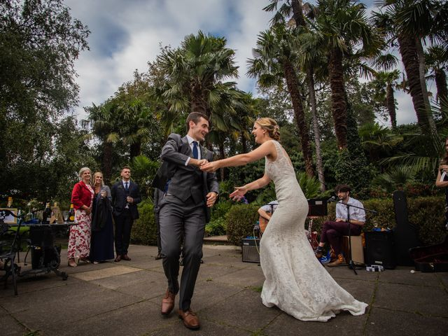 Zack and Georgia's Wedding in Hampton, Middlesex 112