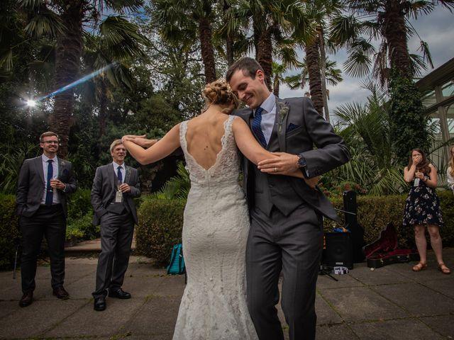 Zack and Georgia's Wedding in Hampton, Middlesex 113