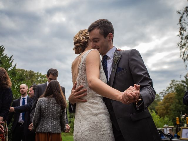 Zack and Georgia's Wedding in Hampton, Middlesex 115