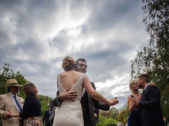 Zack and Georgia's Wedding in Hampton, Middlesex 116