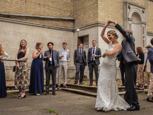 Zack and Georgia's Wedding in Hampton, Middlesex 118
