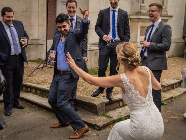 Zack and Georgia's Wedding in Hampton, Middlesex 122