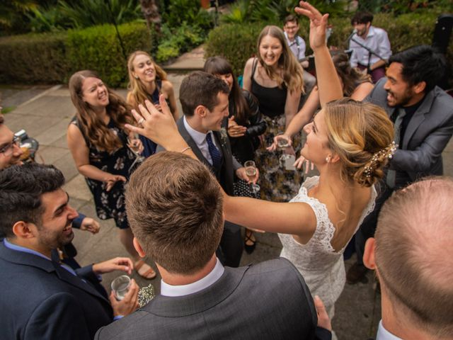 Zack and Georgia's Wedding in Hampton, Middlesex 125