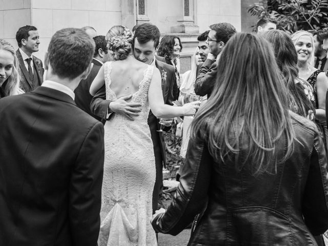 Zack and Georgia's Wedding in Hampton, Middlesex 126