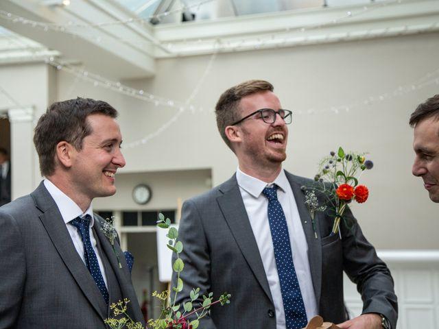 Zack and Georgia's Wedding in Hampton, Middlesex 128