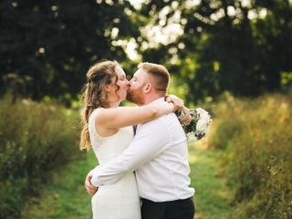 Emily & Joe's wedding